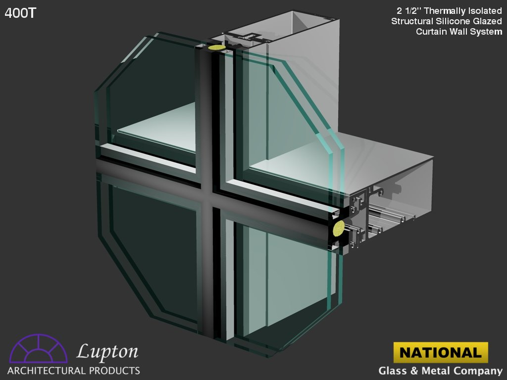 Lupton Architectural Products   400T